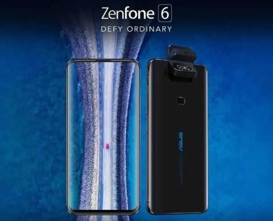 【セール価格$535.99】ASUS Zenfone 6 スペックレビュー 割引クーポンなどまとめ