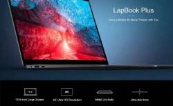 GeekbuyingにChuwi Lapbook Plusが$469.99、Teclast F7 Plusが$369.99になるクーポンが追加!