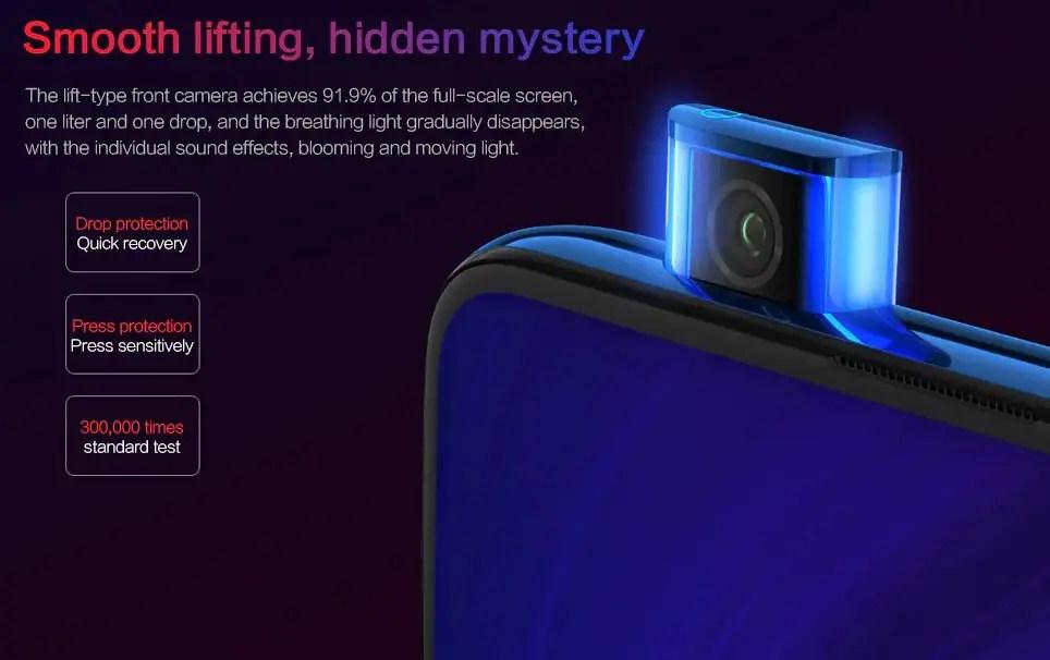 Xiaomi Mi 9Tスペックレビュー フロントカメラは電子ポップアップ式