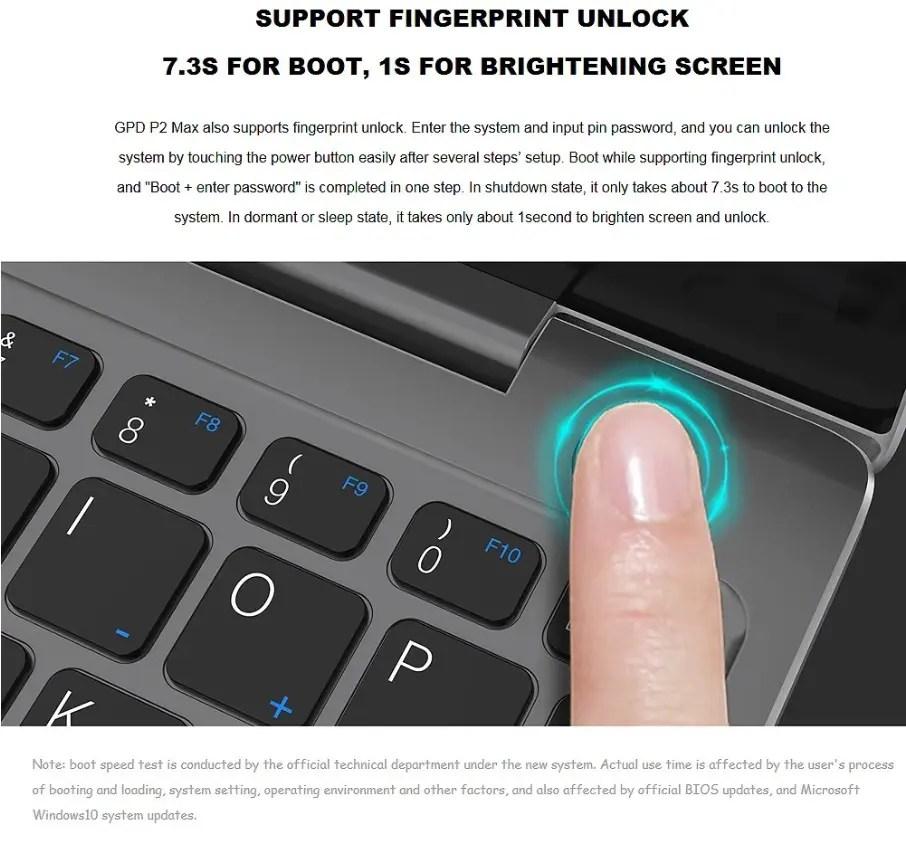 世界最小8.9インチのUltrabook『GPD P2 MAX』のスペックレビュー