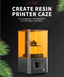 3Dプリンター初心者向けのCreality 3D社の「LD-002R」が300ドル以下で購入可能!