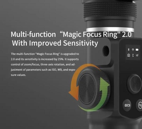 スマホとカメラとアクションカメラでマルチに使えるおすすめのジンバルスタビライザー『FeiyuTech G6 Max』 レビュー