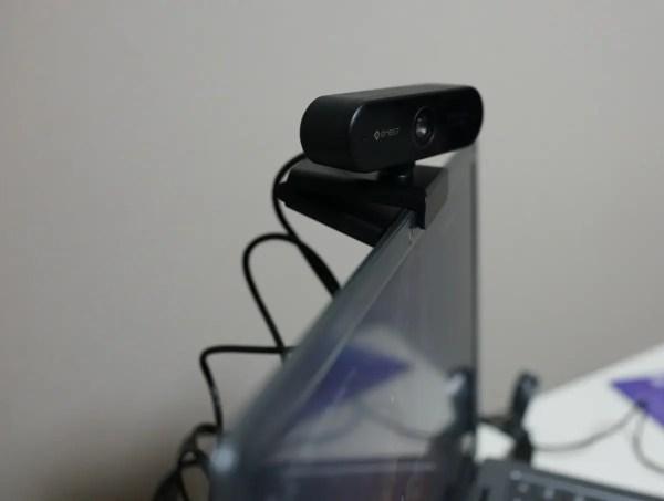 eMeet NOVA WEBカメラレビュー