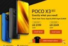 9月10日16時までPOCO X3 NFC の最大10ドル割引のXiaomi公式ストアクーポンが出ました!