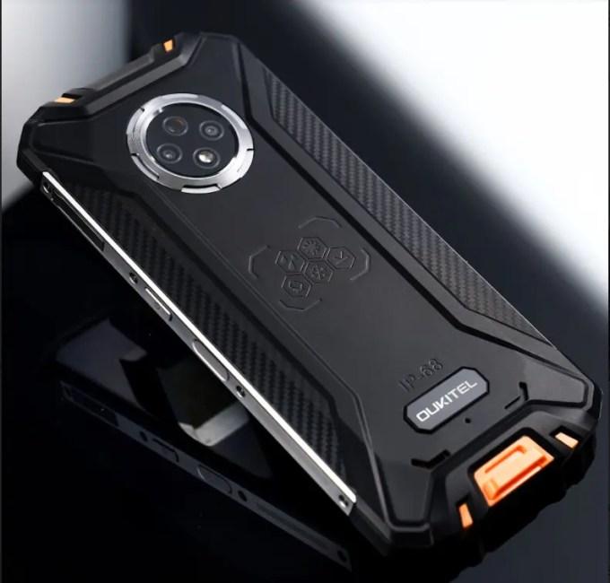 OUKITEL Sports phone WP8 Pro レビュー