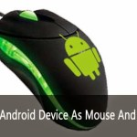 How to Use Android Smartphone as a Mouse or Keyboard