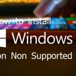 How to Install Windows 10 on Non Supported Windows Phones