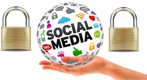 Secure social media tips