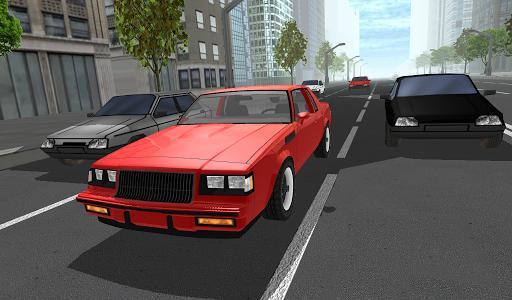 Traffic Street Racing Muscle