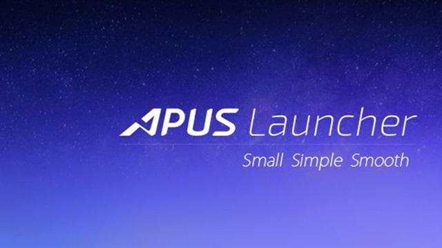 APUS LAUNCHER - Best Android Launcher
