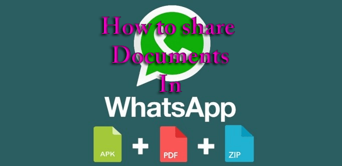 share documents in whatsapp