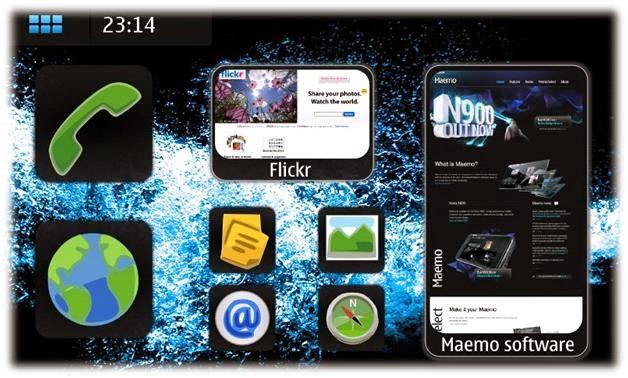 Maego-OS - Popular Mobile OS