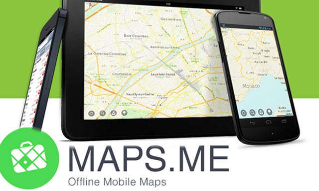 MAPS.ME – Map & GPS Navigation- Best Android Apps