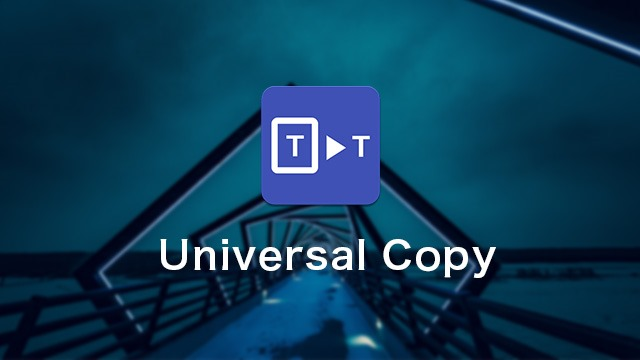 Universal Copy- Best Android Apps