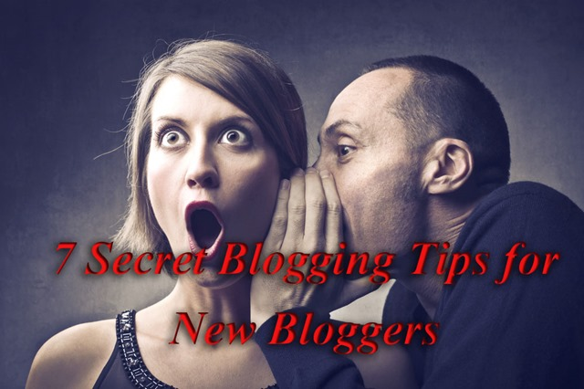 secret blogging tips