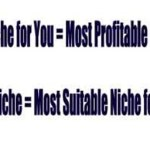 How to Find a Suitable and Profitable Niche for Your Next Blog?