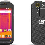 CAT S60 with FLIR Thermal Camera Launched in India at Rs 64,999