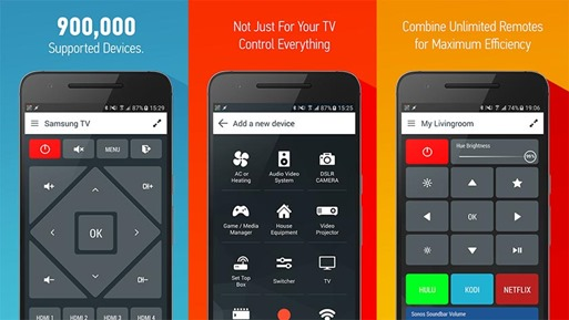 Smart IR Remote – AnyMote - Best TV Remote Apps for Android