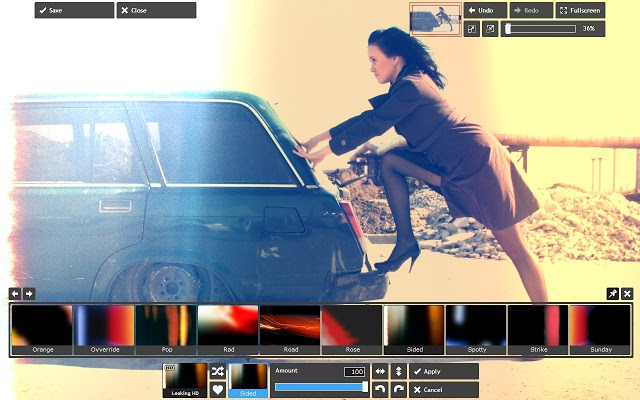 Pixlr Express - Free Online Photo Editor Extensions