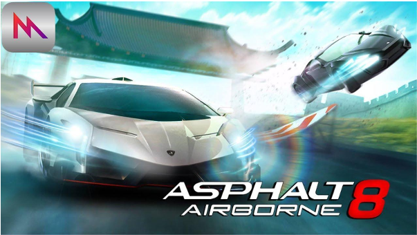 Asphalt 8 Airborne - Best Strategy Games for Android
