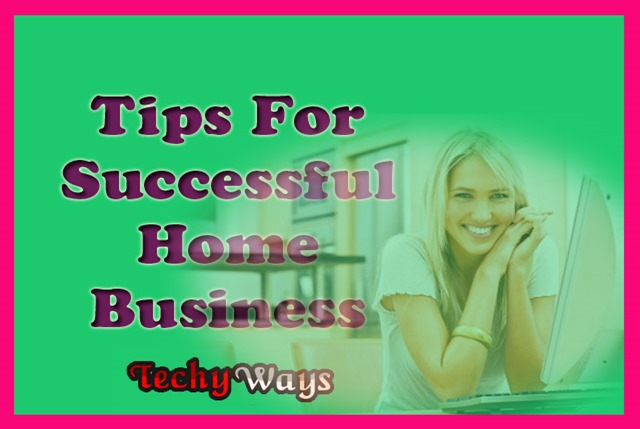 Top 10 Tips In Establishing A Successful Home Business