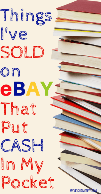 Easiest Things to Sell on Ebay for Cash