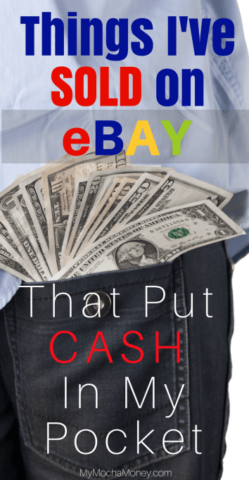 What to sell on ebay easiest things to sell on ebay for for Easy things to sell for money