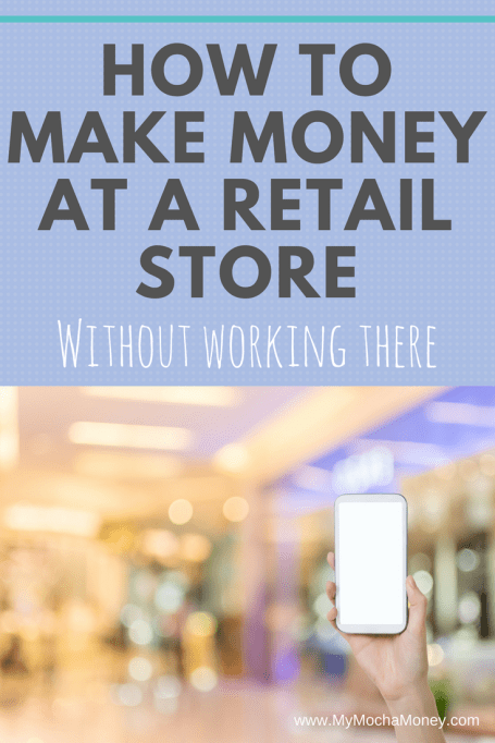 how to make money at a retail store without working there. Learn how to earn extra cash while shopping. Let's talk retail arbitrage!