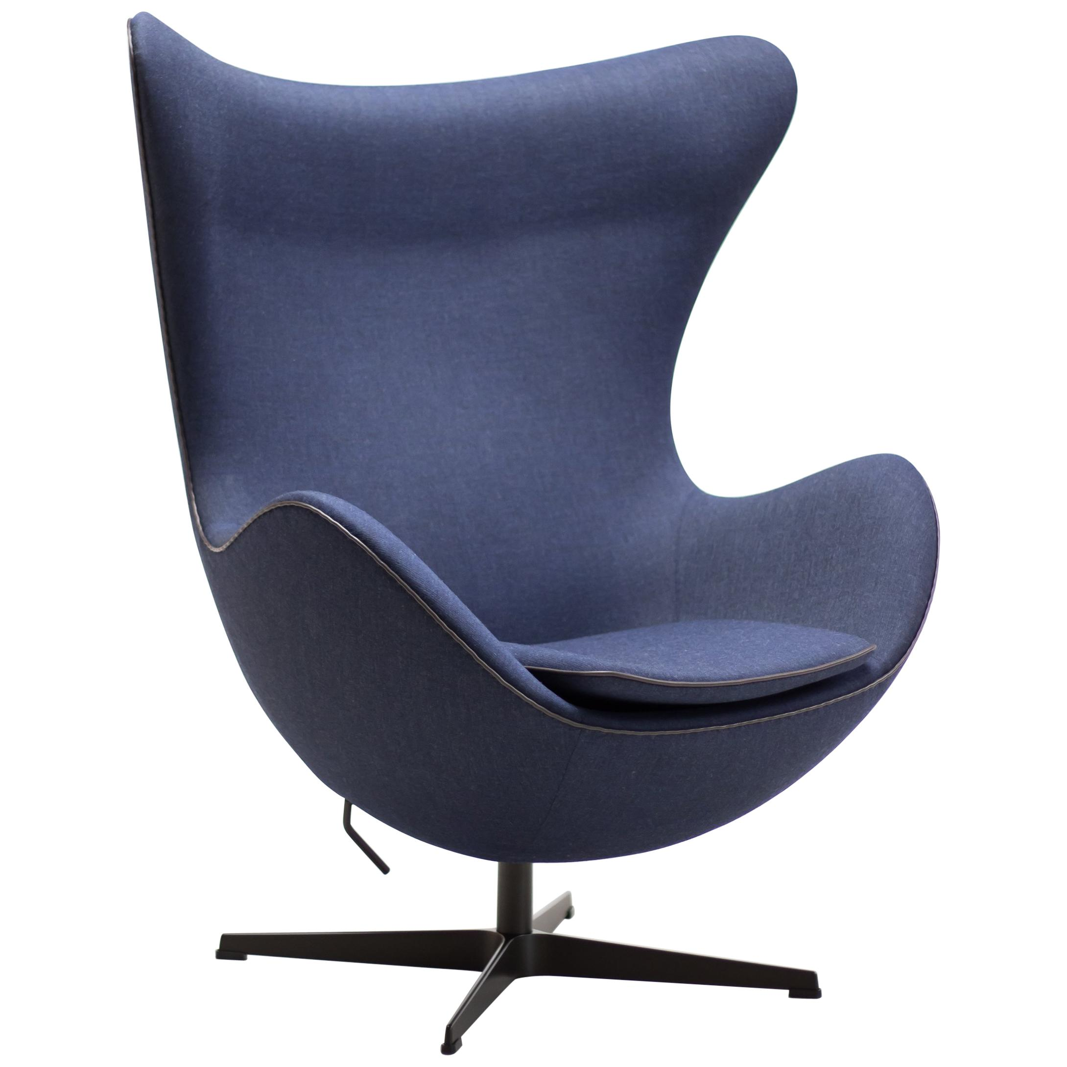 Arne Jacobsen Egg Chair Limited Edition Egg Chair By Arne Jacobsen