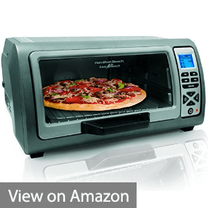 Hamilton Beach 31128 Easy Reach Digital Convection Toaster Oven
