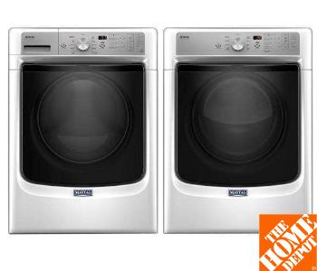 Maytag Maxima XL Series Washer & Dryer