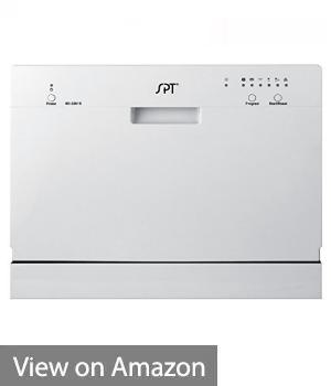 SPT Countertop Dishwasher - Best Portable / Space Saving Option