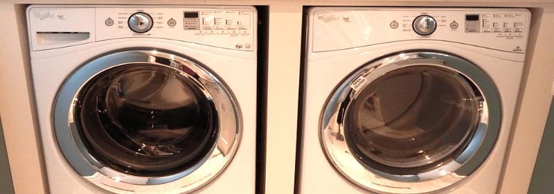 Washer & Dryer Features