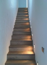 Best Interior Staircase Lighting images | Stairway ...