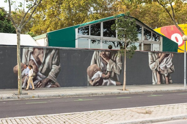 Street Artists Crush Urban Art Scene