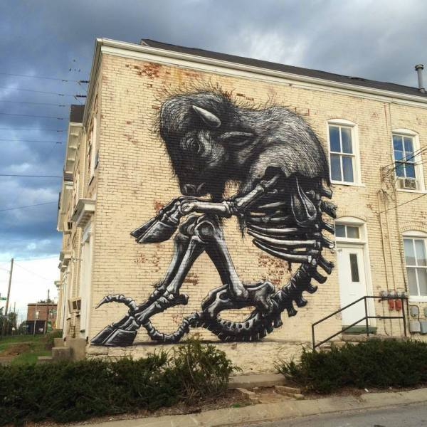 Street Artists Crush Urban