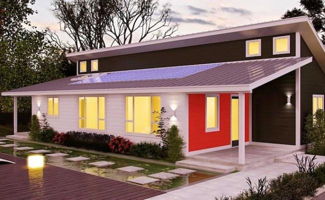 Modern Prefab Homes Under 100k Offer An Eco Friendly Way