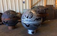 Death Star Fire Pit Is The Perfect Outdoor Fire Pit for ...