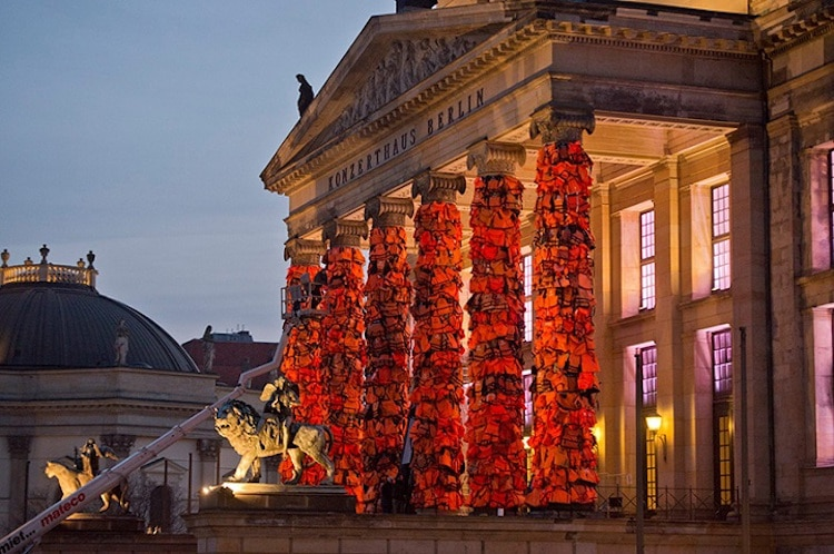 best art installations 2016