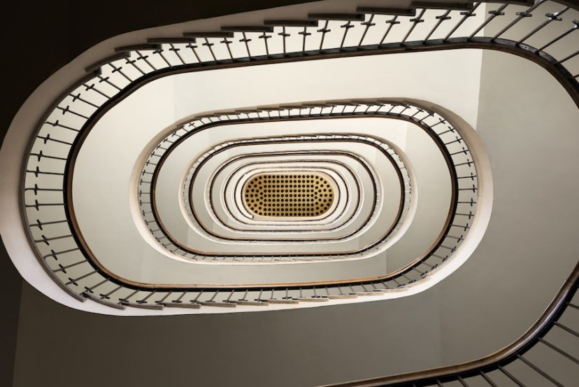 spiral staircases architectural photography balint alovits