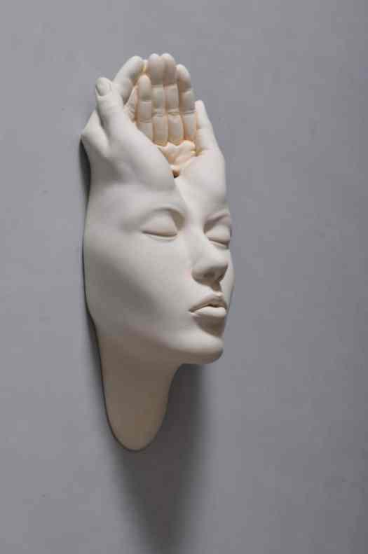 johnson tsang surreal porcelain sculpture
