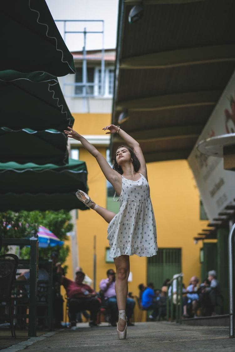 photo of ballerina