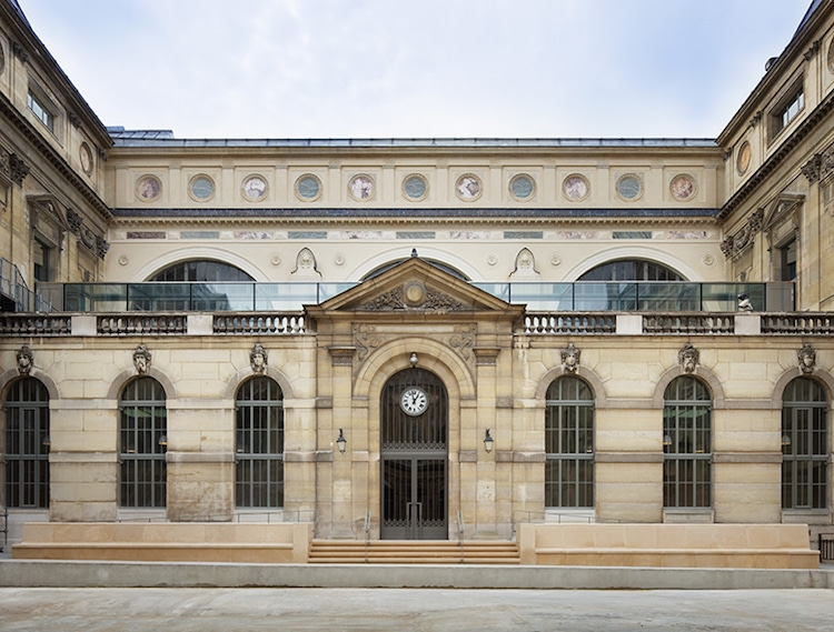 richelieu quadrangle renovation paris