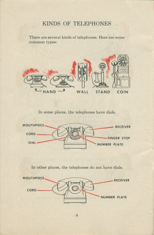 small resolution of vintage etiquette guide telephone how to use a vintage rotary phone