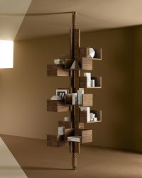 Creative Bookshelves and Unique Bookcases That Put a Spin ...