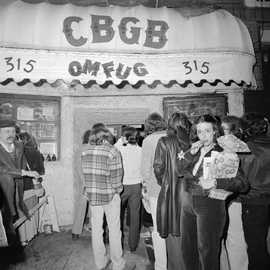 meryl meisler disco era new york cbgb