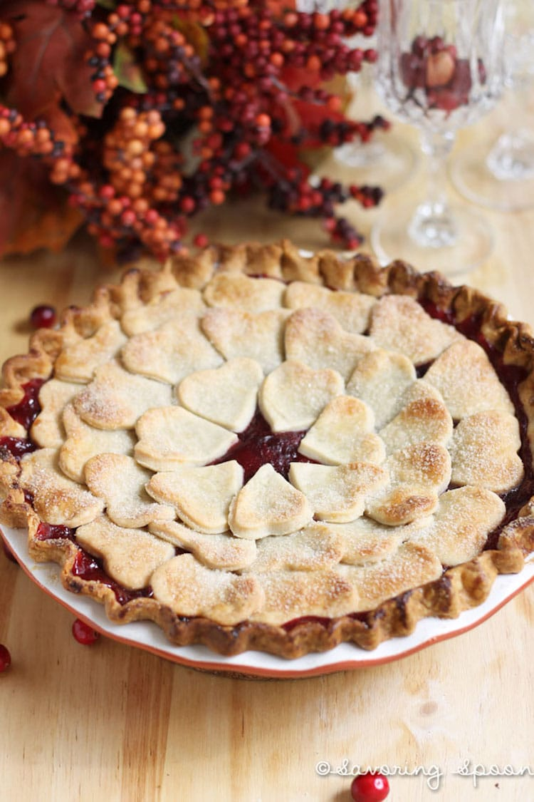 25 Creative Pie Crusts that Turn the Dessert into a