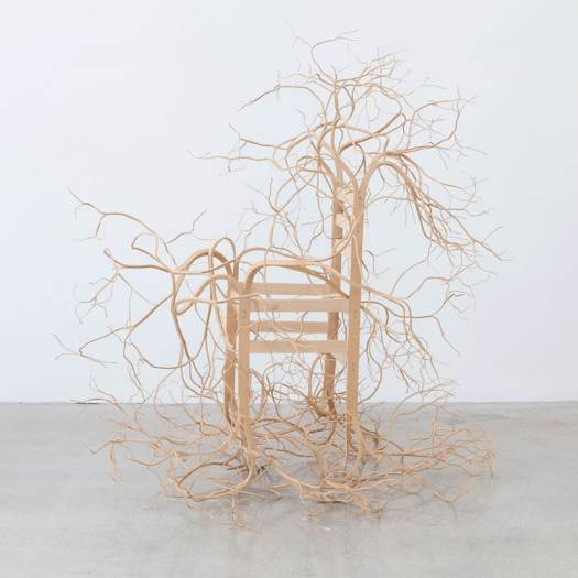 nature-inspired furniture chair trees pontus wilfors