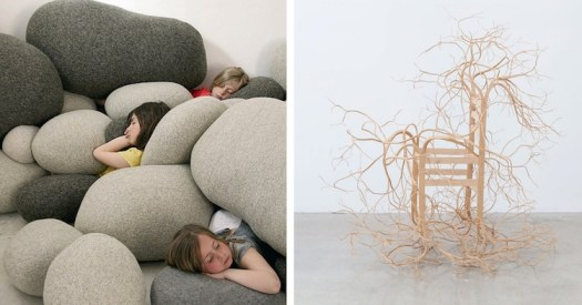 nature-inspired furniture
