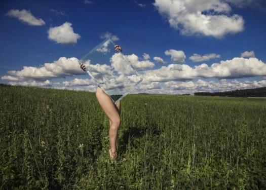 Loreal Prystaj conceptual photography